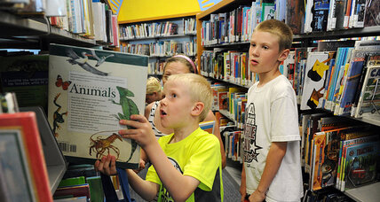Most important summer activity for kids? Not reading, many parents say.