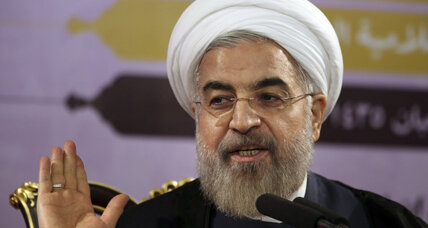 Rouhani declares sanctions regime broken, says nuclear deal still possible