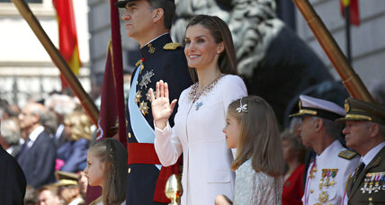 Spain has a new king: 5 things to know about Felipe VI