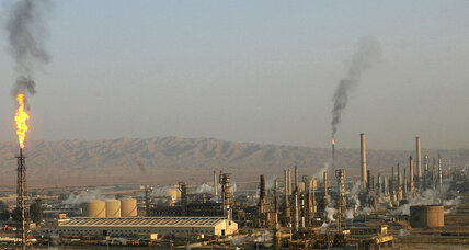 Iraq crisis: Why Baiji refinery matters for Iraq – and beyond
