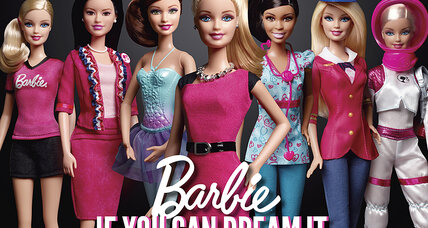 Entrepreneur Barbie: Mattel's famous doll gets stylish new career