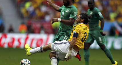 Colombia vs. Ivory Coast: Columbia wins 2-1 in World Cup match