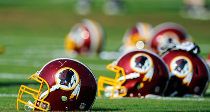 Redskins trademark ruling: Another Washington political football? (+video)