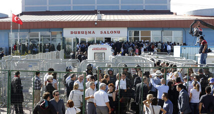 Turkish army officers released: 200 'coup plot' officers to be retried