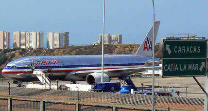 American Airlines further isolates Venezuela