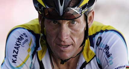 Lance Armstrong suit can go forward