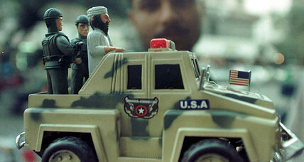 Bin Laden 'demon toy' and three other wacky CIA plots