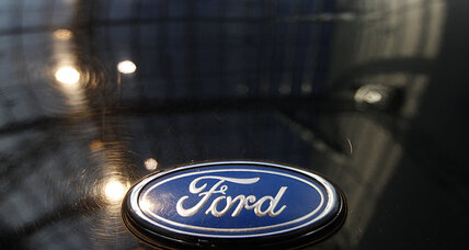 Ford recalls Escape crossovers in salt-belt states due to rust