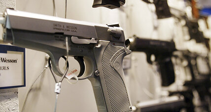 Smith & Wesson: Gun sales decline, but demand is still strong