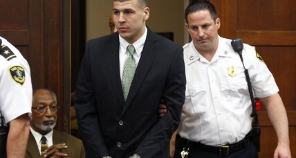 Aaron Hernandez seeks jail transfer for 'safety' reasons