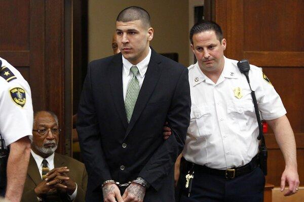 Aaron Hernandez seeks jail transfer for 'safety' reasons - CSMonitor
