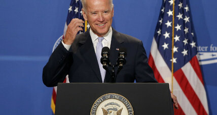 Joe Biden: Poor for a D.C. politico?