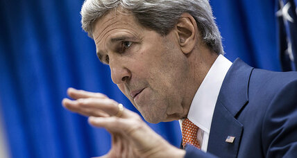 Kerry has advice for Maliki, but the US has few good options in Iraq