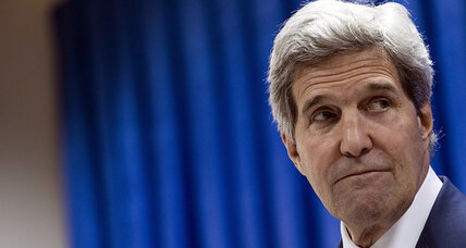 In Iraq, ISIS militants dramatize Kerry's point: They're a threat to region (+video)