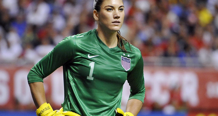 Hope Solo, US women's soccer goalkeeper, due in court on domestic violence charge