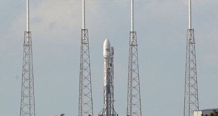 SpaceX rocket launch scrubbed for third time