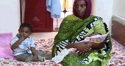 Sudanese court frees Christian mom sentenced to hang