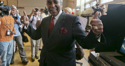 Rep. Charlie Rangel woos Harlem for 23rd time. Are voters smitten anew?