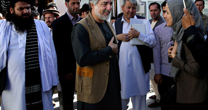 Has Afghan election fraud controversy been defused? (+video)