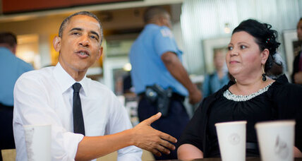 US doesn't mandate paid maternity leave. Obama says it's time to change (+video)