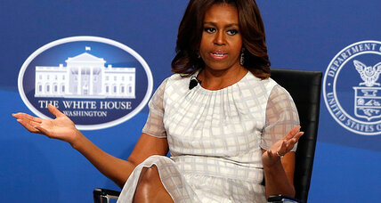 Did Michelle Obama just (sort of) endorse Hillary Clinton for 2016?
