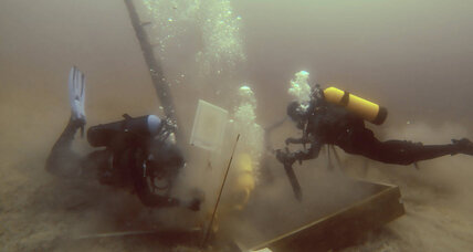 1679 shipwreck may have been found in Lake Michigan