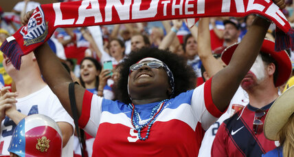 World Cup: USA-Portugal match sets ratings record. Will fan interest last? (+video)
