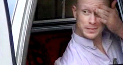Pentagon clarifies what could happen to Bowe Bergdahl if he went AWOL (+video)