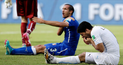 In Uruguay, collective denial over Suárez's bite on Chiellini (+video)