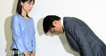 Sexist heckling risks derailing Japan's push for working women
