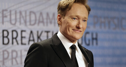 Conan O'Brien pays back taxes, saves home after 'mix up'