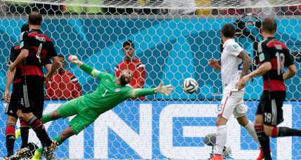 USA falls to Germany, but advances: Time to take off training wheels? (+video)