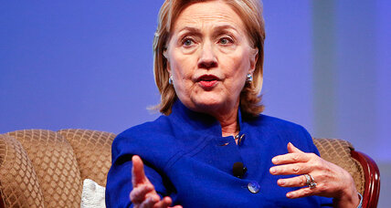 Hillary Clinton rues 'wealth' gaffes. Will that end empathy debate?