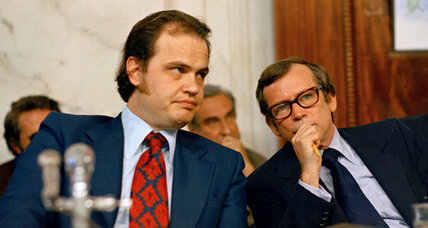 Howard Baker: the real story of his famous Watergate question