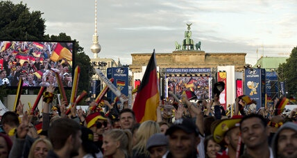 Our Germans are better than US's Germans, say Germans