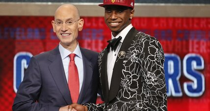 NBA Draft 2014: Cavs take Andrew Wiggins with another No. 1 pick