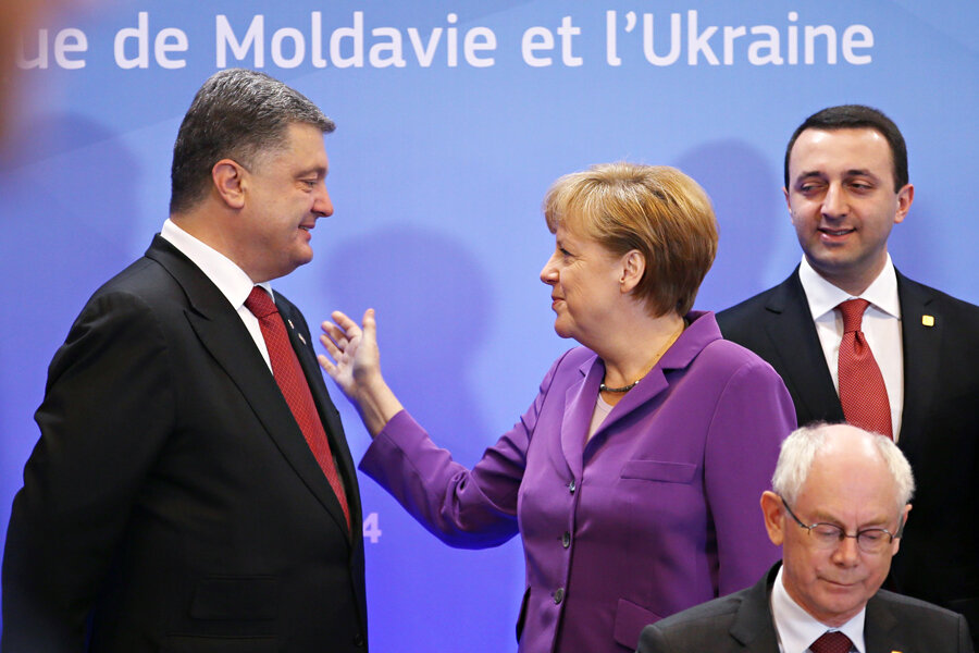 How tightly will Germany stand with Ukraine against Russia?