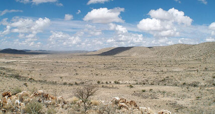 Scientists in Africa discover 548-million-year old structures. Who built them?