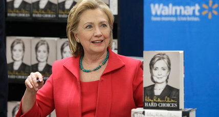 Hillary Clinton $225,000 speaker fee: Is that a lot for a potential president? (+video)