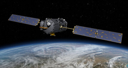NASA to launch replacement global warming satellite
