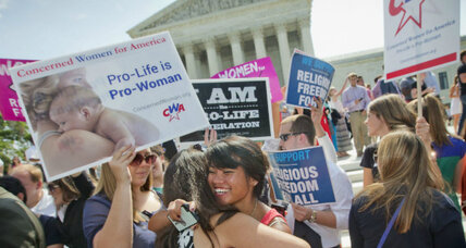 Hobby Lobby: Supreme Court decision fans flames of culture war (+video)