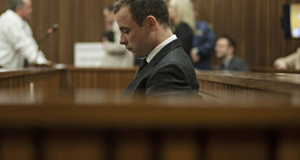 Oscar Pistorius ruled sane, as South Africa again transfixed by murder trial (+video)