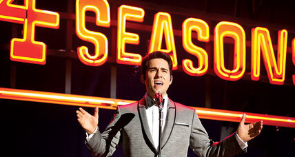 'Jersey Boys' has just about every showbiz cliché