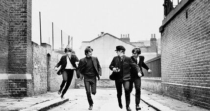 'A Hard Day's Night': A re-release shows the movie has lost none of its joy