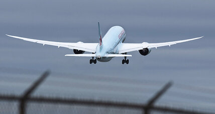 Boeing 787-9 Dreamliner cleared for takeoff