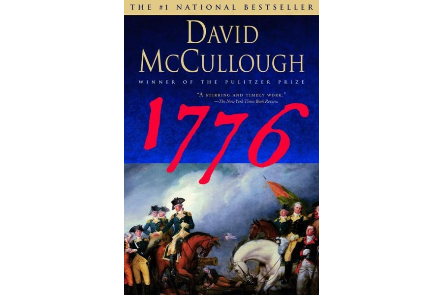 an analysis of the book 1776 about the american revolution The american revolution, 1775-1776 running head: name: course: lecturer: date: to conquer the american colonies, the british forces put all their efforts behind their naval campaigns.