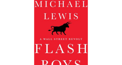Reader recommendation: Flash Boys