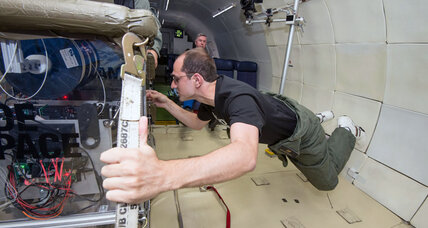 Attention, Star Trek fans: 3-D printer headed to space station