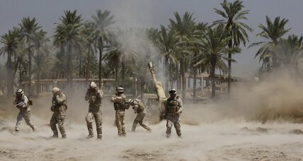 Baghdad's battle to drive Islamic militants from Tikrit stalls as caliphate declared (+video)