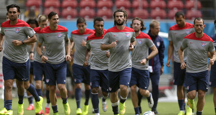 World Cup 2014 TV schedule: United States vs. Germany highlights Thursday's matches